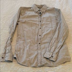 Banana Republic, M, grey flannel *2 for $20*